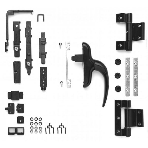 """prisma"" Kit For Tilt-Und-Turn (all.co P4 Sormonto)"